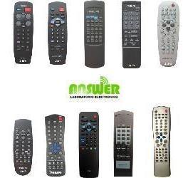 control remoto para tv jvc-sony-lg-noblex-hitachi