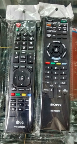 control remoto para tv, lcd,led, plasma, oferta