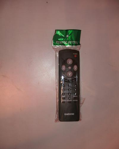 control remoto para tv panavox dth-2041fs original y directo