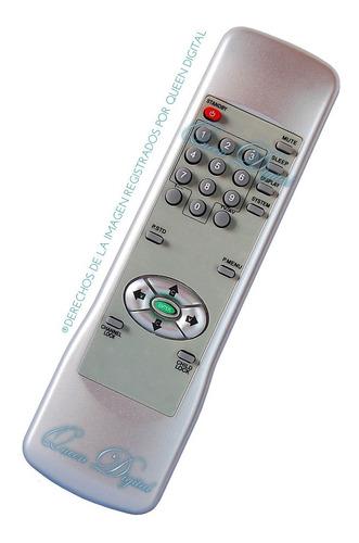 control remoto para tv sharp telefunken general electric bgh