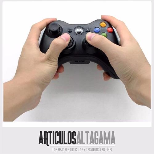 control remoto para xbox 360 inalambrico - original