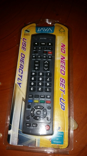 control remoto pata tv panasonic lcd o led o  culon