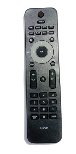 control remoto philips tv lcd 32pfl 42pfl 3403 tecla source