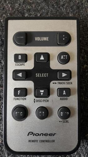control remoto pioneer  original para autoradio