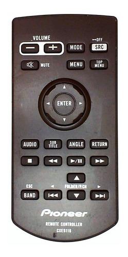 control remoto pioneer radio carro dvd pantalla