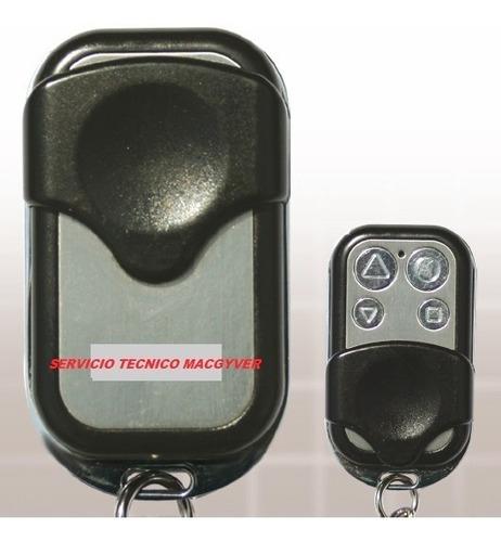 control remoto porton auto