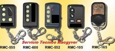 control remoto porton y auto