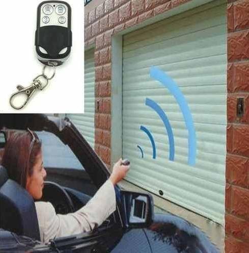 control remoto puertas automáticas garajes x mayor y menor