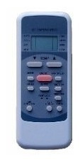 control remoto r51 aire ac. r51/m r51/b r51/bg con envio