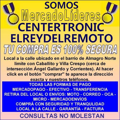 control remoto rc3100l18 netflix smart tv tcl hitachi noblex