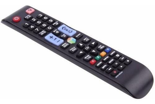 control remoto samsung smart hub led tv  pilas gratis /e