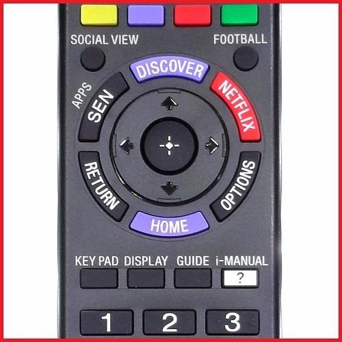 control remoto sony