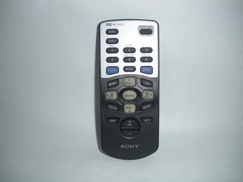 control remoto sony rm-x143a cdxm7810 usado ok
