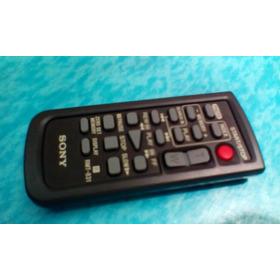 Control Remoto Sony Rmt-831 (original Y Nuevo)