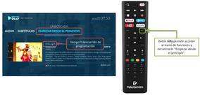 1ae6b9e493d Control Remoto Telecentro Netflix - Controles Remotos en Mercado Libre  Argentina
