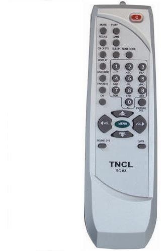 control remoto tncl tcl sanyo tv oferta mayoris/minor (277)