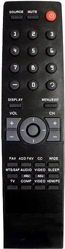 control remoto tv lcd aoc