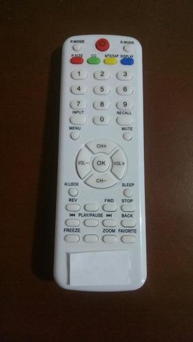 control remoto tv lcd htr-d17 htr-d250 oferta