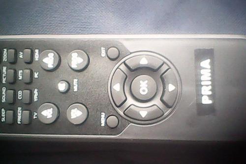 control remoto tv lcd prima normales varias funciones