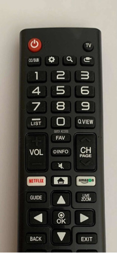 control remoto tv lg smart tv originales