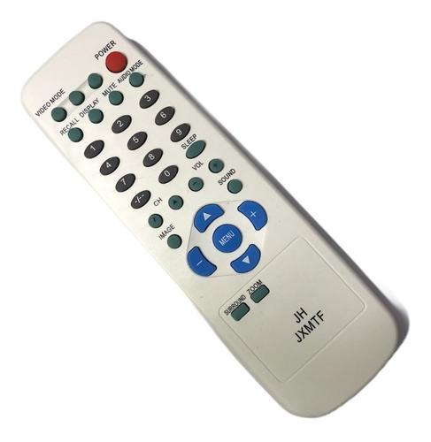 control remoto tv noblex sanyo philco jxmtf 2785
