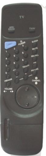 control remoto tv sakura - yonbel . telesonic