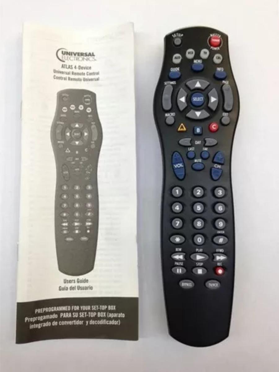 08a04bd6aae Control Remoto Universal Cablevision On Demond Original - $ 99,00 en ...