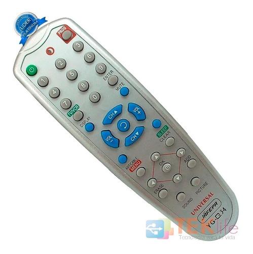 control remoto universal para tele jafepa