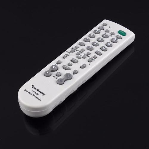 control remoto universal tv negro pantalla lcd led tv-139f