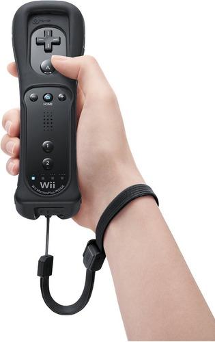control remoto wii y wii u + nunchuk + motion 2 x 1 + envio