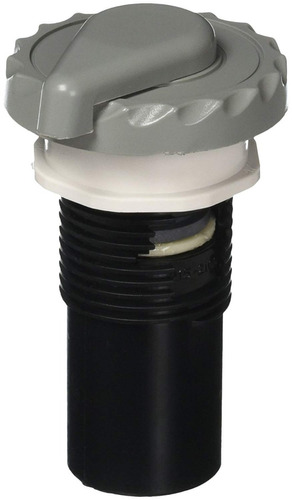 control silencioso de entrada de aire para spa o jacuzzi