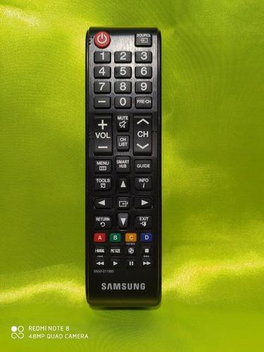 control  smart tv samsung