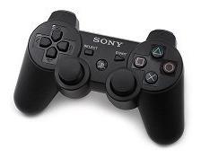 control sony dualshock 3 negro ps3 original envio gratis