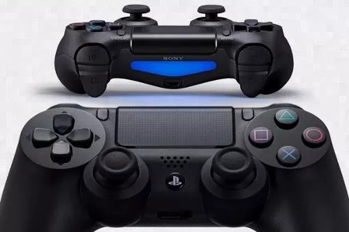 control sony dualshock 4 --  ps4 playstation 4 negro