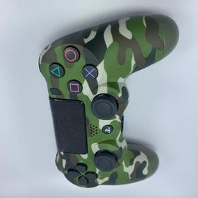 Control Sony Ps4 Inalambrico Camuflaje Verde