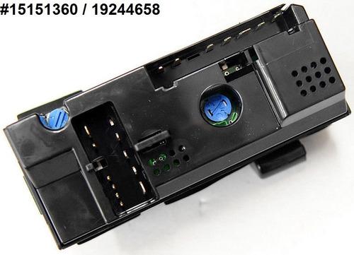 control switch interruptor  ventanas bravada 1996 - 2001