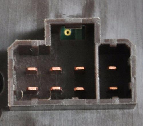 control switch interruptor ventanas dodge ram 2002 - 2008 4p