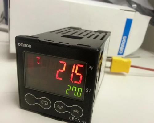 control temperatura marca omron nuevo en caja.