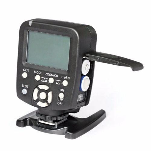control transmisor yongnuo yn560 tx flash yn560lll y yn560lv