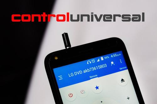control universal celular controla todos tus equipos