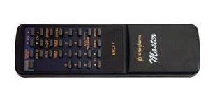 control universal para televisores broksonic