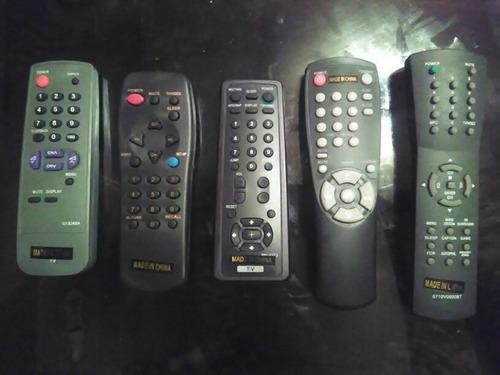 control universal tv lg, samsung, sony, panasonic, sharp