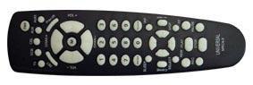 control universal tv vcr dvd cable aux bot fluorescentes dn8