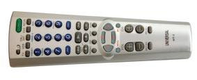control universal tv,vcr,dvd,cable,sat,rcvr y mc jl8