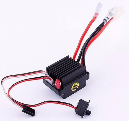 control variador electronico velocidad 6-12v esc 320a hobby