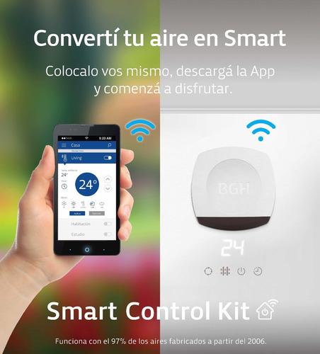 control wifi aire acondicionado solidmation desde el celular