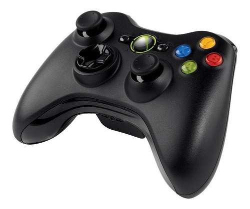 control xbox 360 juegos