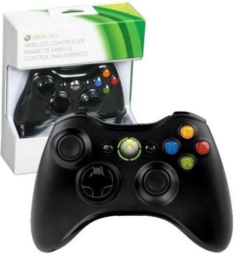 control xbox 360 original inalambrico nuevo sellado