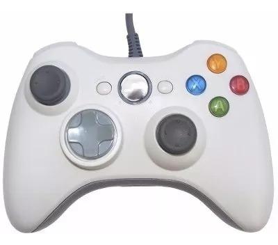 control xbox 360 y pc windows gamepad alambrico-envio gratis