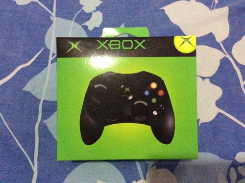 control xbox clásico